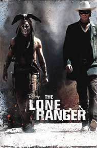 The Lone Ranger - One Sheet 22In X 34In Poster