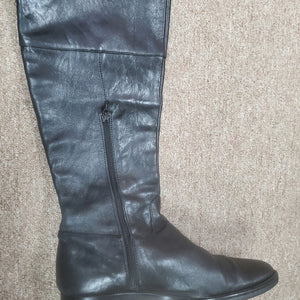Vintage Born Unisex Leather Boot W3458 F7