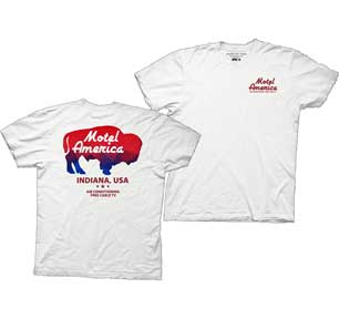 Motel America Mens T-Shirt