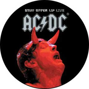 Ac/Dc Live 1.5In Button