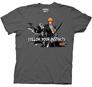 Follow Your Instincts Mens T-Shirt