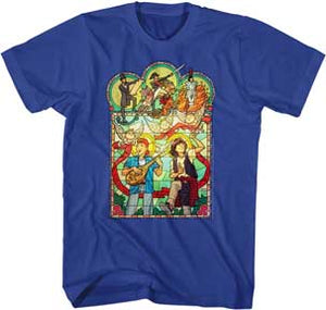 Stained Glass Mens Lightweight T-Shirt