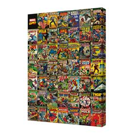 Marvel - Covers Canvas