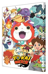 Yo-Kai Watch - Cast Canvas