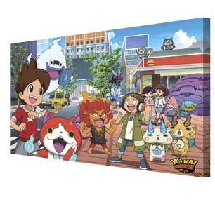 Yo-Kai Watch - Street Canvas
