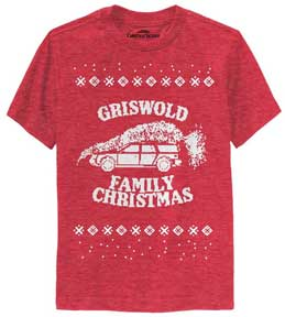 Griswold Family Christmas Youth T-Shirt