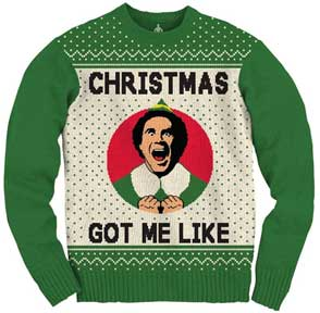 Xmas Got Me Like Sweater