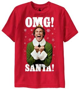 Omg! Santa! Youth T-Shirt
