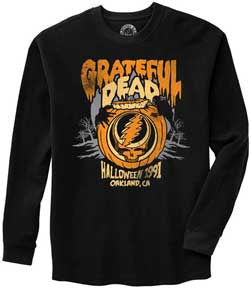 Halloween Pumpkin Thermal Ls