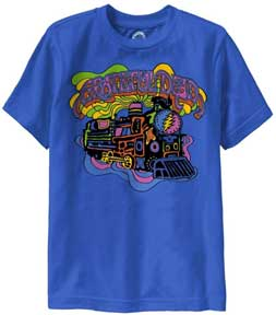 Ridin That Train Youth T-Shirt