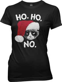 Ho Ho No Juniors T-Shirt