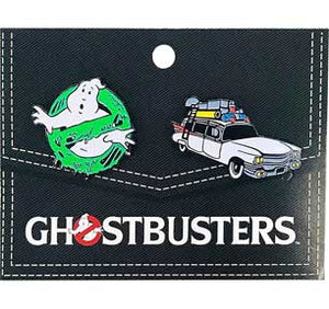Ghostbusters 2-Pack Enamel Pin