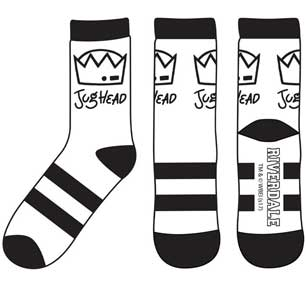 Jughead Line Hat Low Crew Socks