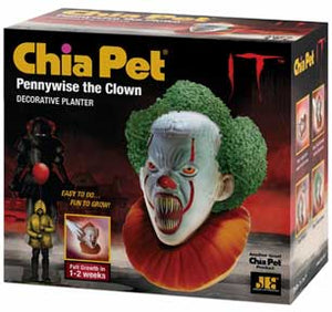 Nytf 2020 - Screaming Pennywise Chia Pet