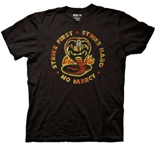 Bloody Cobra Kai Mens T-Shirt