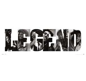 Bob Marley - Legend 12In X 36In Slim Poster