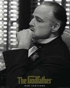 The Godfather - Don Corleone 16In X 20In Mini Poster