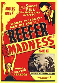 Reefer Madness 24In X 36In Poster