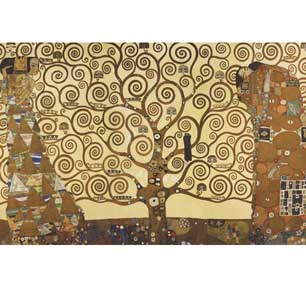 Klimt - Tree Of Life 24In X 36In Poster