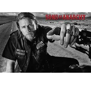 Sons Of Anarchy - Jackson 24In X 36In Poster
