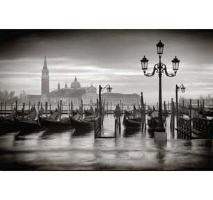 Venetian Ghosts 24In X 36In Poster