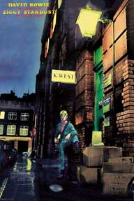 David Bowie - Ziggy Stardust 24In X 36In Poster