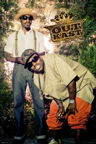 Outkast - In The Woods 24In X 36In Poster