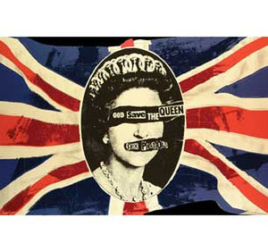 Sex Pistols - God Save The Que 24In X 36In Poster