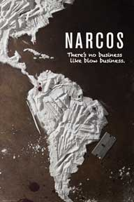 Narcos - Blow Business 24In X 36In Poster