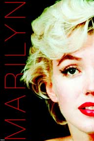 Marilyn Monroe - Deco Filter 24In X 36In Poster