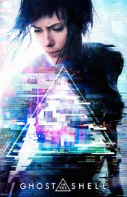 Ghost In The Shell - One Sheet 24In X 36In Poster