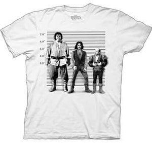 Police Lineup Mens T-Shirt