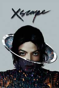 Michael Jackson - Xscape 24In X 36In Poster