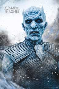 Game Of Thrones - Night King 24In X 36In Poster