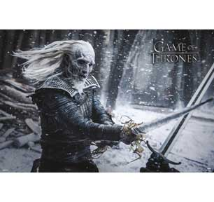 Game Of Thrones - White Walker 24In X 36In Poster