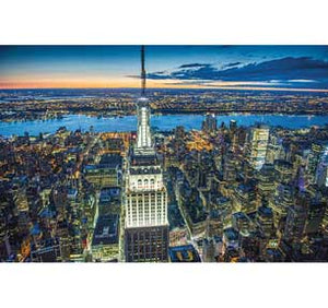 Empire State - Jason Hawkes 24In X 36In Poster
