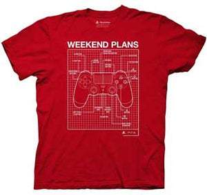 Weekend Plans Mens T-Shirt