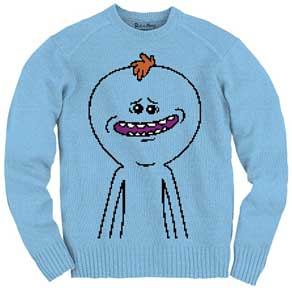 Meseeks Knit Sweater