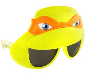 Orange Mask Sunglasses