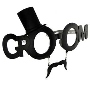 The Groom Adult Shades