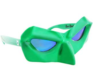 Green Lantern Adult Shades