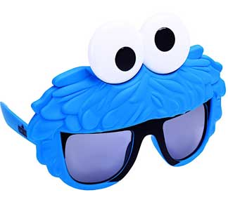 Cookie Monster Adult Shades