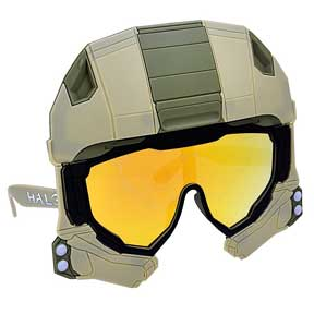 Master Chief Adult Shades