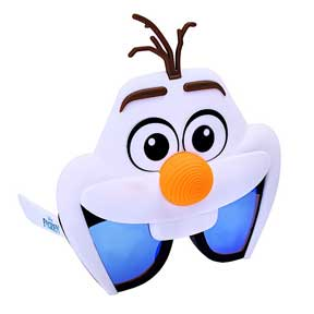 Olaf Adult Shades
