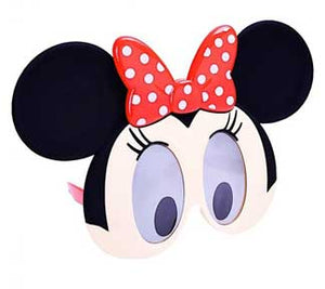 Minnie Mouse Face Kids Shades