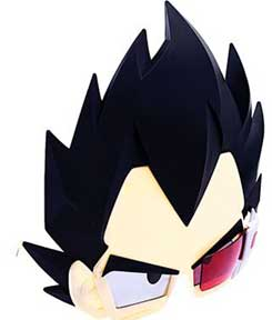 Vegeta Adult Shades