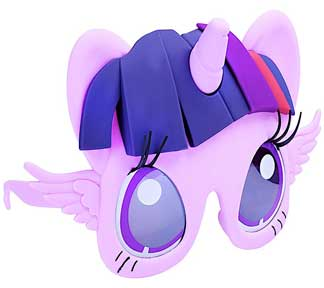 Twilight Sparkle Adult Shades