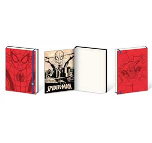 Spider-Man A5 Premium Journal