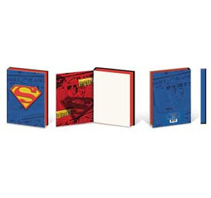 Superman - Daily Planet Small Soft Pvc A5 Premium Journal