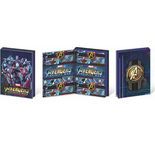 Infinity War A5 Premium Journal